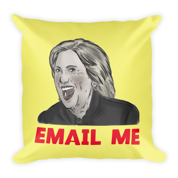 email-me-pillow