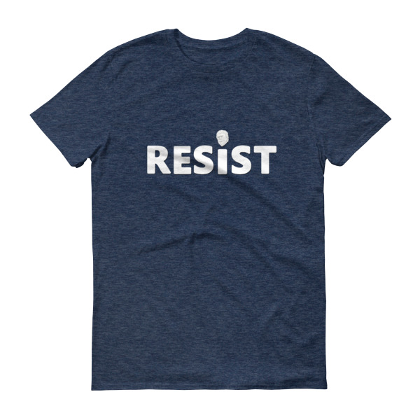 Resist Short Sleeve T-shirt